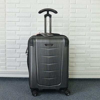 Экспорт из США чемодан на колесиках для чемоданов с большим объемом бесшумным