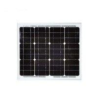 Solar Panel Monocrystalline 30w 180w 240w 270w 300w 12v Solar Battery Charger Rv Mortorhome Caravan Car Camping Portable Light