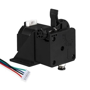 Upgraded Version of 3D Printer Extruder Parts with Stepper Motor Direct Drive Complete Kit (Extruder + Motor)