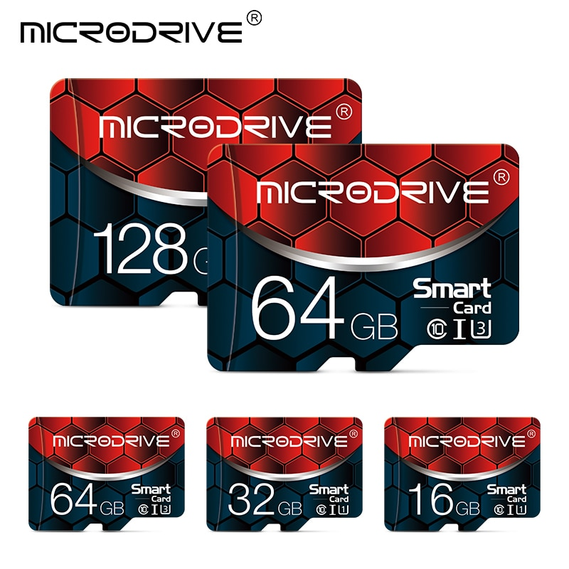Original U1-U3 Class 10 High Speed Micro SD Card 8gb 16gb 32gb 64gb 128gb TF card Flash card for sma