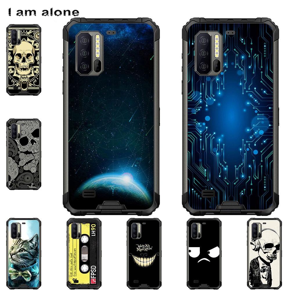 Phone Cases For Ulefone Armor 6 6E 6S 7 7E X3 X5 X5 Pro Power 5 5S Mobile Bags Cute Fashion Cartoon