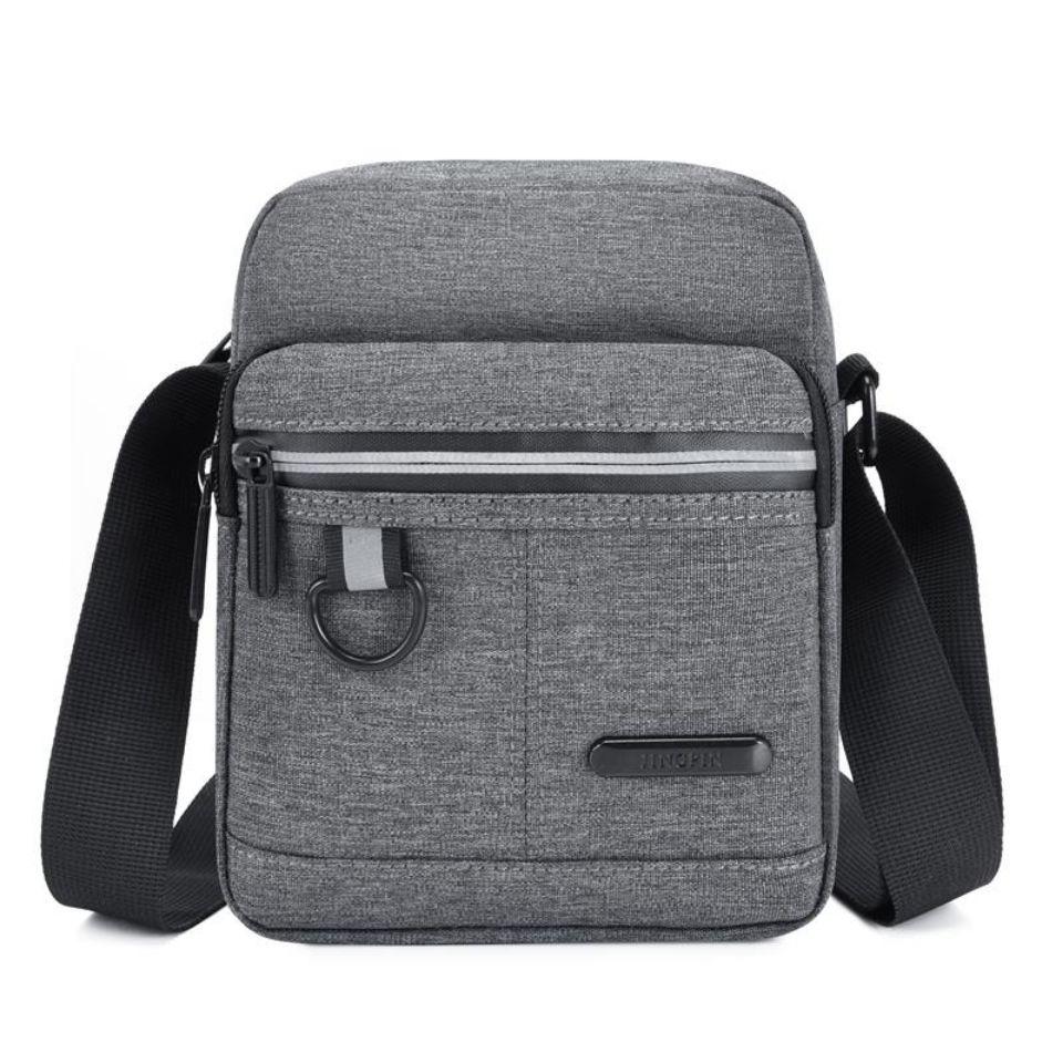 Shoulder Bag Messenger Bag 2021 Men's Bag Cloth Shoulder Bag Messenger Bag Casual Canvas Bag Men's Bag Small Backpack Fashion