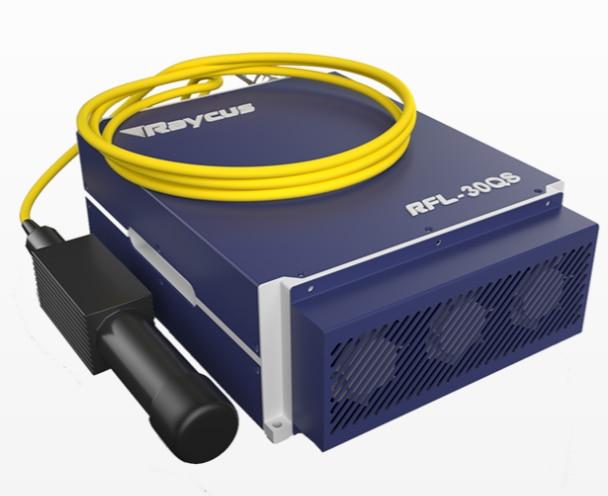 20w ~ 30w Raycus مصدر لأليفا الليزر RFL-P20QS و RFL-P30QS ل آلة التعليم بليزر الألياف