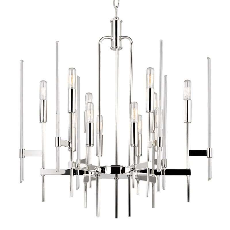 Iluminación Led de araña para sala de estar lámparas de decoración de interiores de lujo modernas de estilo nórdico bombillas LED de hierro simples para comedor o Villa