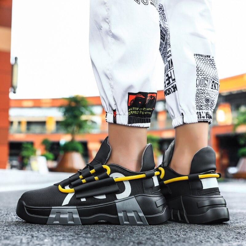 Zapatos de hombre Beathable 2019 luz Casual zapatillas de moda zapatos de hombre zapatillas de verano Tenis Masculino krosovki talla grande 45 Ayakkabi