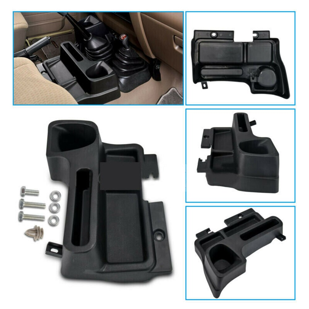 Centre Console Storage Box For Toyota LC70 LC71 LC76 LC77 LC79 Series LandCruiser Useful Car Interior Accessories High Quality