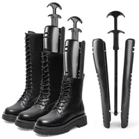 1pc boots stand holder knee high shoes tree shoes shaper supporter organizer storage hanger womens boot shoe shaper boots hanger