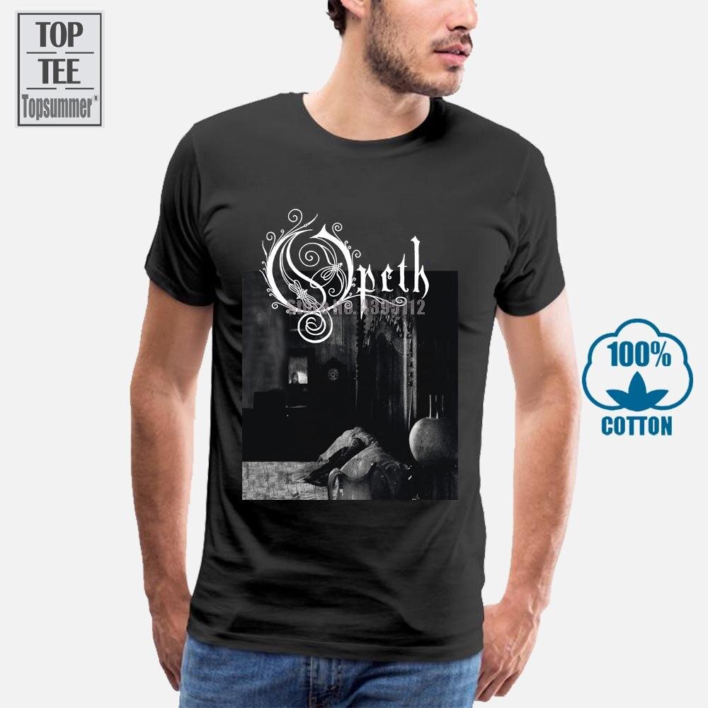 Los hombres T camisa Opeth liberación nueva Oficial Tops TV show F. R. I. E. N. D. S camiseta 90 pivote amigos ropa novedad camiseta Mujer