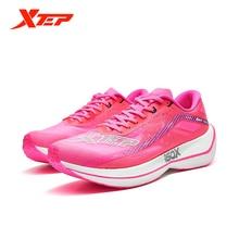 Xtep 160X 2.0  Men Women Running Shoes 2021 New Professional Lightweight Marathon Running Shoes 9791