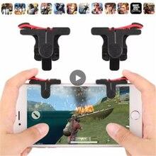 Mobile Phone Gaming Trigger Controller Gamepad Keypads Phone Joystick Sensitive Shoot / Aim Triggers