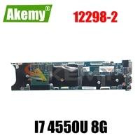 akemy for lenovo thinkpad x1 x1c carbon laptop pc motherboard lmq 1 mb 12298 2 i7 4550u 8g quality assurance 100 test ok