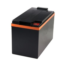 12.8V 100AH Lifepo4 pil lityum iyon BMS ile 250A deşarj akımı araba başlangıç pil golf arabası elektrikli forklift