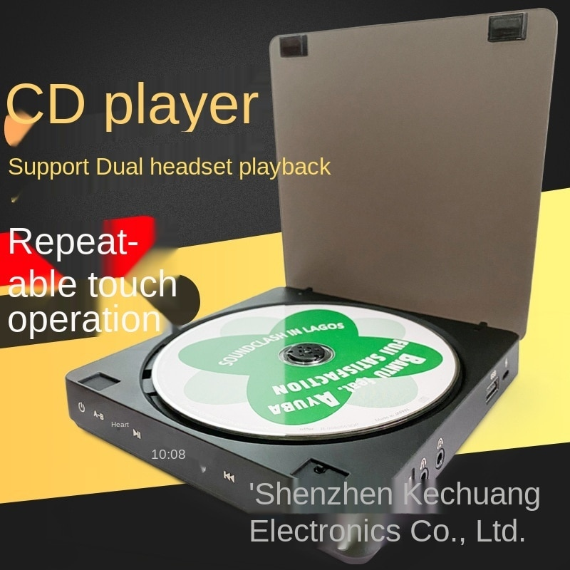 portable CD player Walkman ins same English Learning CD album player for jbl computer speakers bluetooth wireless speaker Sale