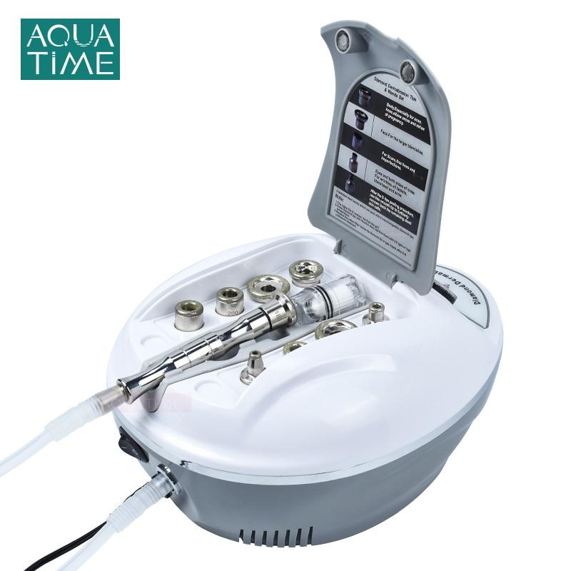 Diamond Microdermabrasion Professional Beauty Instrument Dermabrasion Machine Exfoliating Skin Rejuvenation Face Cleaning