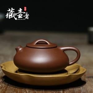 handmade handmade handmade handmade handmade handmade handmade handmade teapot and stone ladle teapot in Yixing