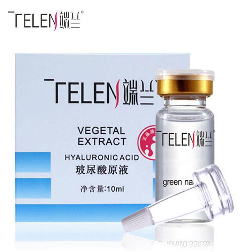 Шесть пептидов, сыворотка для подтяжки лица, гиалуроновая кислота, отбеливающий увлажняющий подтягивающий лифтинг лица, жидкость Argireline 10 мл, против морщин