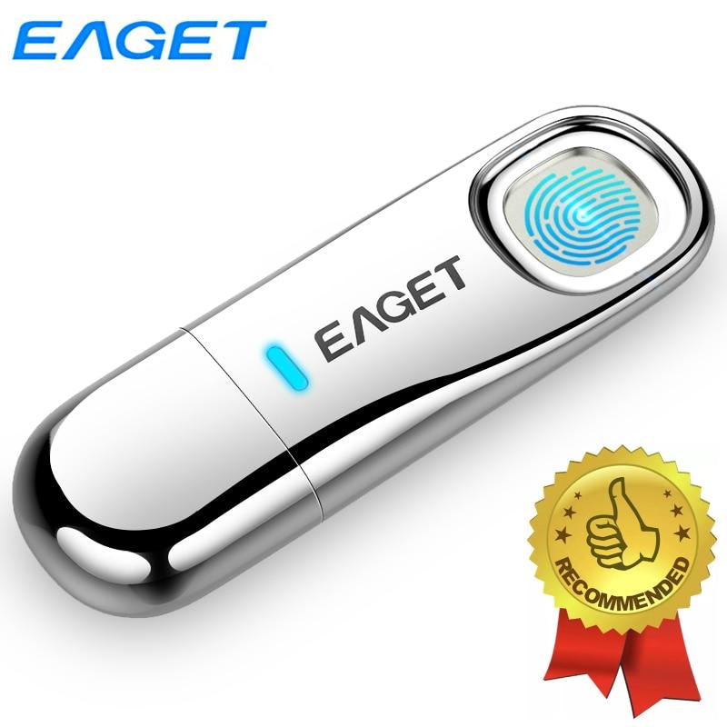 إيجيت التعرف على بصمات الأصابع USB 3.0 فلاش حملة 128GB بندريف 64GB الخصوصية مشفرة حملة القلم 32GB محرك أقراص USB الأمن الأعلى