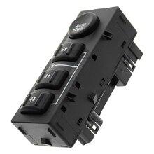 Selector interruptor coche 4WD piezas de repuesto 19259313 elevación Interior profesional eléctrico fácil de instalar 4X4 plástico para Buick