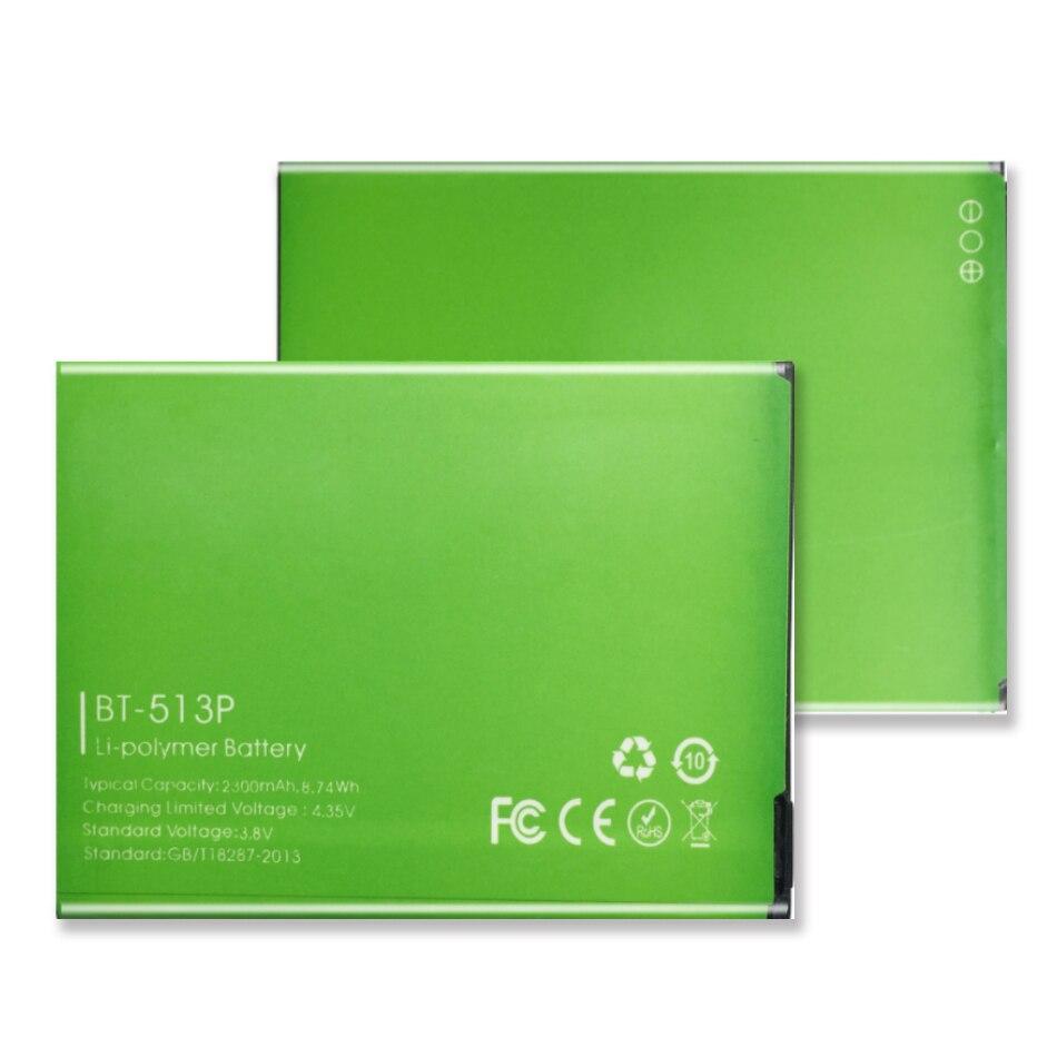 Batería de BT-513P para Leagoo M5, nuevo acumulador AKKU de alta calidad,...
