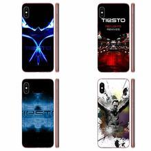 Para Xiaomi CC9E Mi3 Mi4 Mi4i Mi5 Mi 5S 6 6X 8 9 SE jugar Plus Pro Lite A1 mezclar 2 Nota 3 teléfono lindo casos holandés Dj Tiesto logotipo