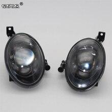Phare antibrouillard avec lentille convexe   2 pièces, pour VW Jetta A6 MK6 2010 2011 2012 2013 2014
