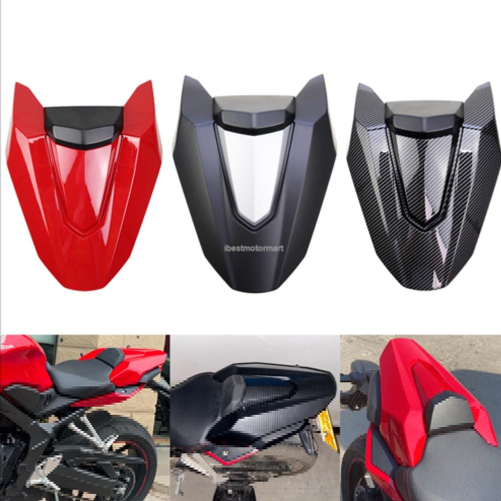 دراجة نارية المقعد الخلفي غطاء الذيل هدية البقر غطاء مقعد الركاب البقر لهوندا CBR650R CBR 650R CB650R 2019 2020 2021