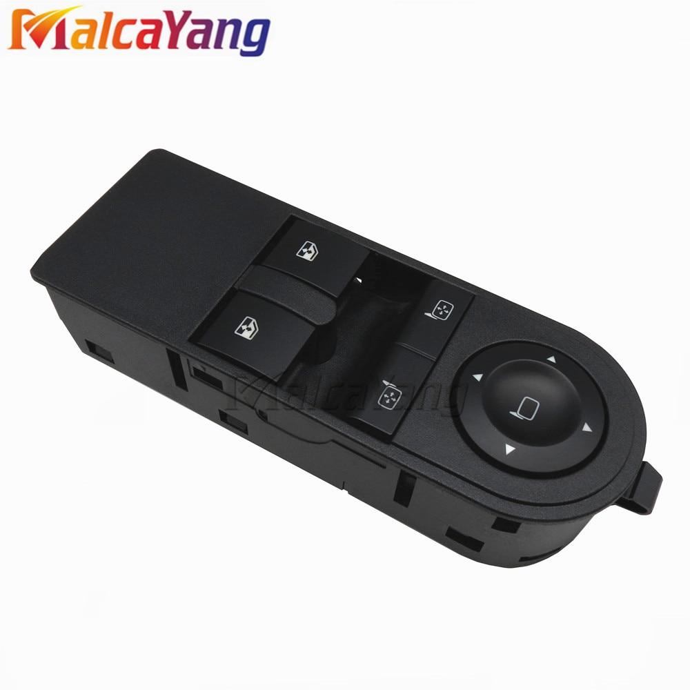 ¡La mejor calidad! interruptor de Control eléctrico de puerta delantera Opel Astra H Zafira B