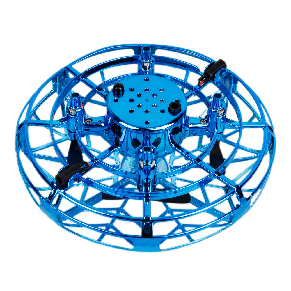 KaKBeir Rc Quadcopter Flying Helicopter Magic Hand UFO Ball Aircraft Sensing Mini Induction Drone Kids Electric Electronic Toy enlarge