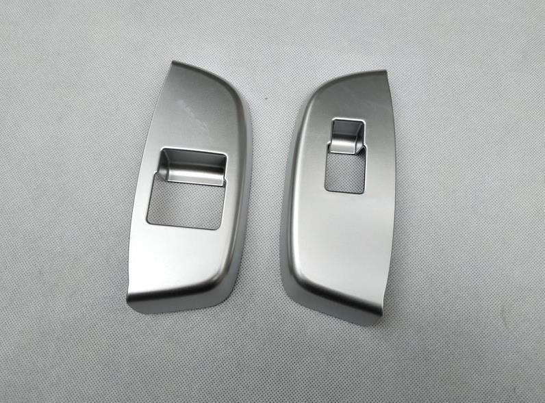 Para NISSAN NV200 Evalia 2010 -2018 manija de puerta interior reposabrazos pegatina embellecedor cromado accesorios de coche