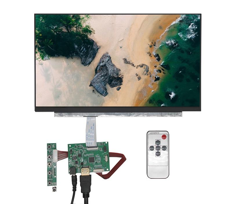 13.3 بوصة IPS HD شاشة عرض شاشات كريستال بلورية مع سائق لوحة تحكم HDMI-متوافق للكمبيوتر برتقالي التوت Pi 2 3 4