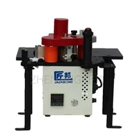 manual edge banding machine multifunction small portable special shaped plate bending wire board edge banding woodworking tools