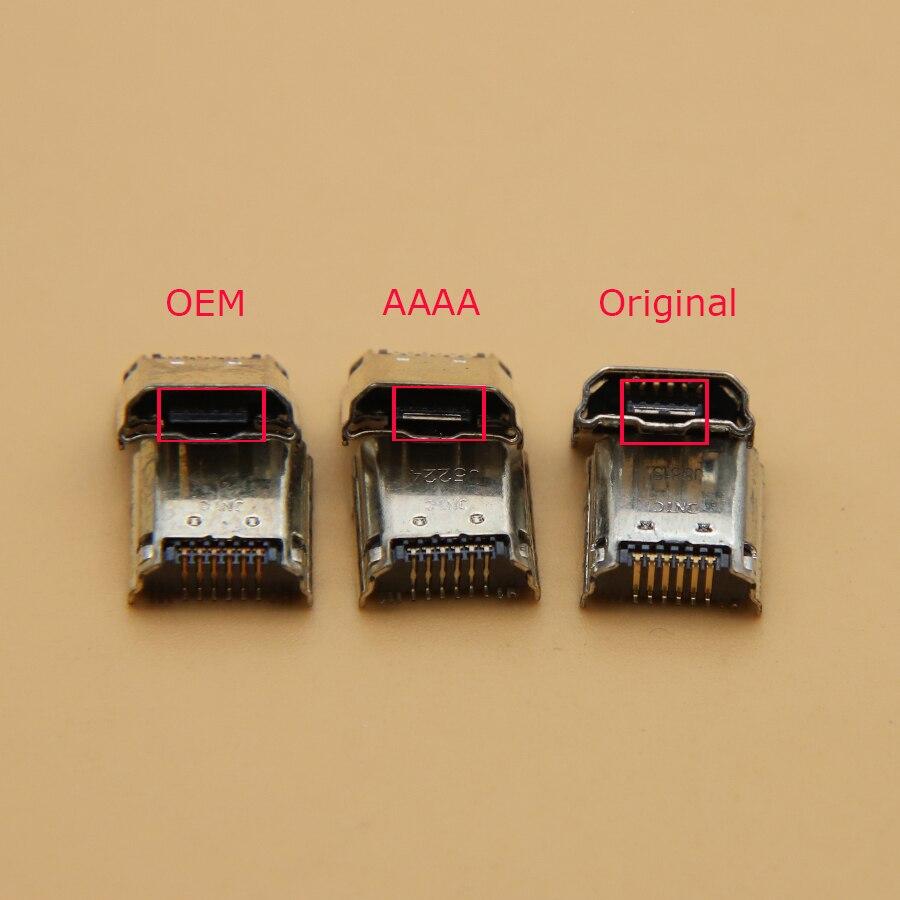 500 قطعة/الوحدة مايكرو USB ميناء الشحن موصل تهمة المقبس لسامسونج غالاكسي تبويب 3 7.0 I9200 I9202 P5200 T211 T210 T230 T231