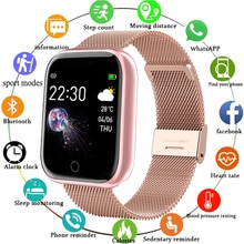 I5 Sport Smartwatch Women Men Heart Rate Blood Pressure Fitness Tracker Kids Smart Clock For Android