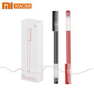 Original Xiaomi Gel Pen 0.5mm Bullet Smooth Sign Pens Super Durable Writing smooth refill pen