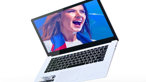 LapBook 15.6 Inch Laptop 1920x1080 Full HD  1.44GHz Ultraslim PC 4GB+64GB 10000mAh Notebook
