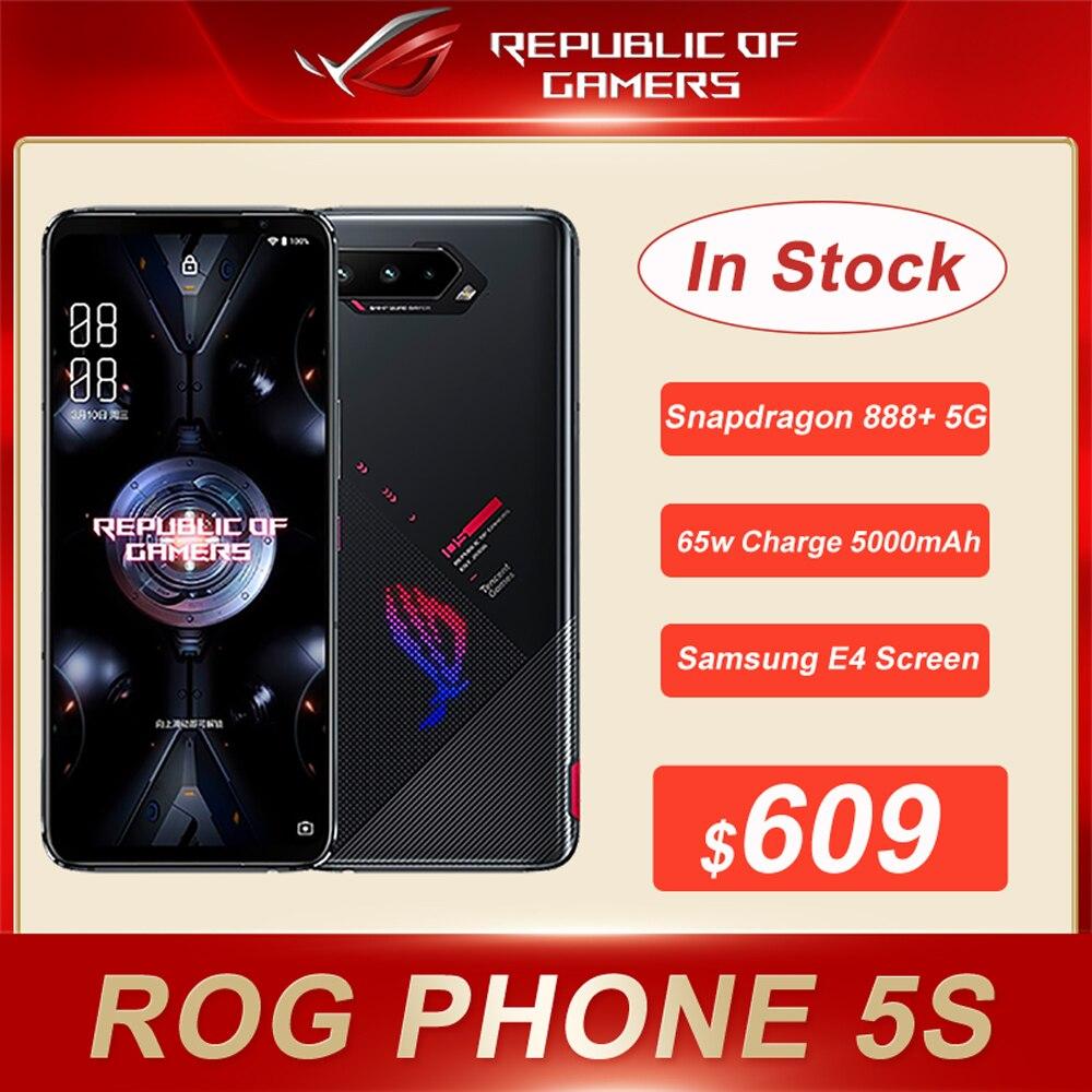 Официальный телефон ASUS ROG с глобальной прошивкой, женственный телефон, игровой телефон