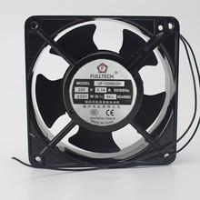 FULLTECH UF-1238B22H Вентилятор охлаждения сервера AC 220V 0.14A 120x120x38 мм 2-провод