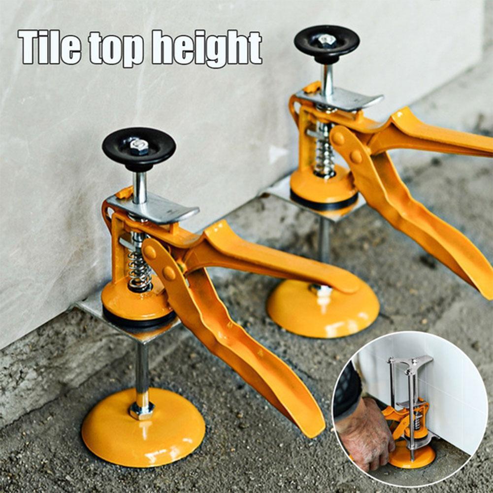 Telha localizador para pared, nvel regulador de altura, elevador, artesanal, ajustador de...