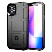 rugged shield full protection case for iphone 12 11 11pro max xr xs max 6s 8 7 plus se2020 12mini 12pro silicone soft phone case