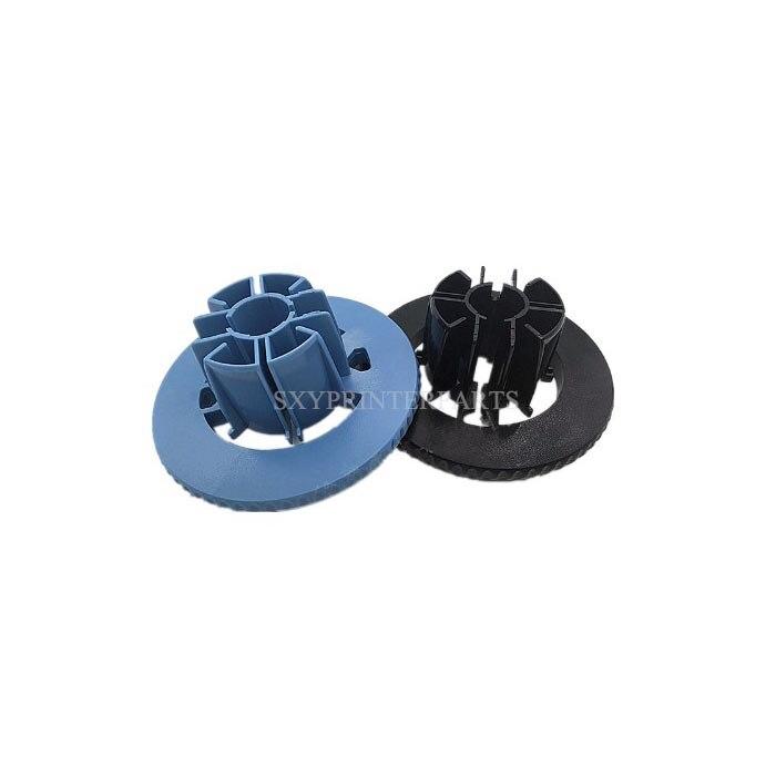 شحن مجاني C7769-60401 محور المغزل C7769-40169 (الأزرق + الأسود) ل طابعة تصميم إتش بي 500 510 أجزاء جهاز رسم بياني متوافق جديد