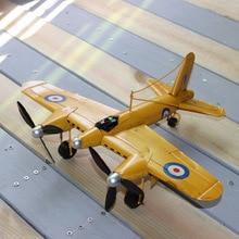 27x35x11cm seconde guerre mondiale avion avions modèle rétro bataille biplan modèle combattant modèle militaire jouets pour enfants adultes