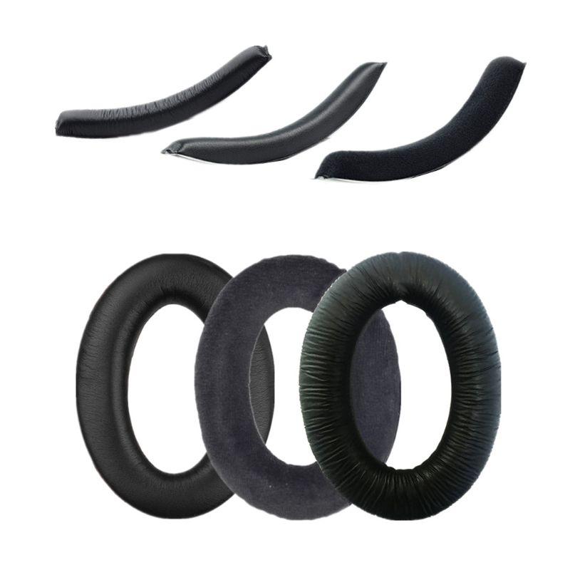 Almohadillas de repuesto para auriculares haz de foco Pad para juego ZERO HD380 HD380PRO auriculares nuevo