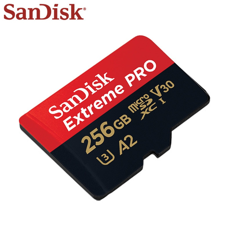 100% Sandisk Extreme PRO Card 64GB 128GB A2 Class 10 UHS-I U3 Max Speed Reading 170MB/s V30 32GB A1 Micro SD Card Memory Card enlarge