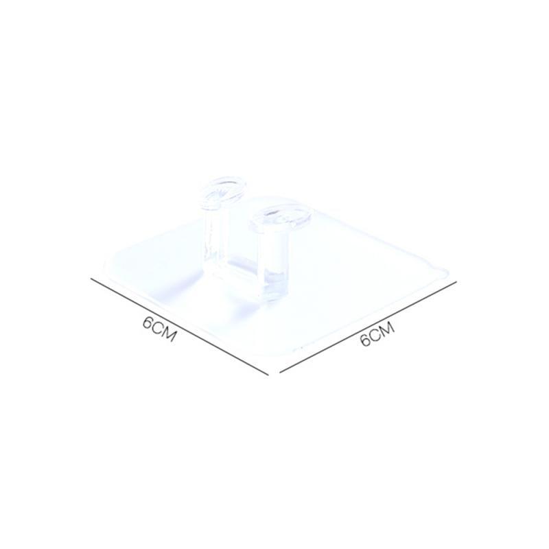 10бр. 5бр. Лепилни куки закачалка за - Организация и съхранение в къщата - Снимка 5