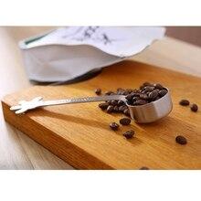 3-Pack 20Ml Stainless Steel Coffee Cocoa Beans Measuring Spoon Life Tea Spoon for Bulk Tea Coffee