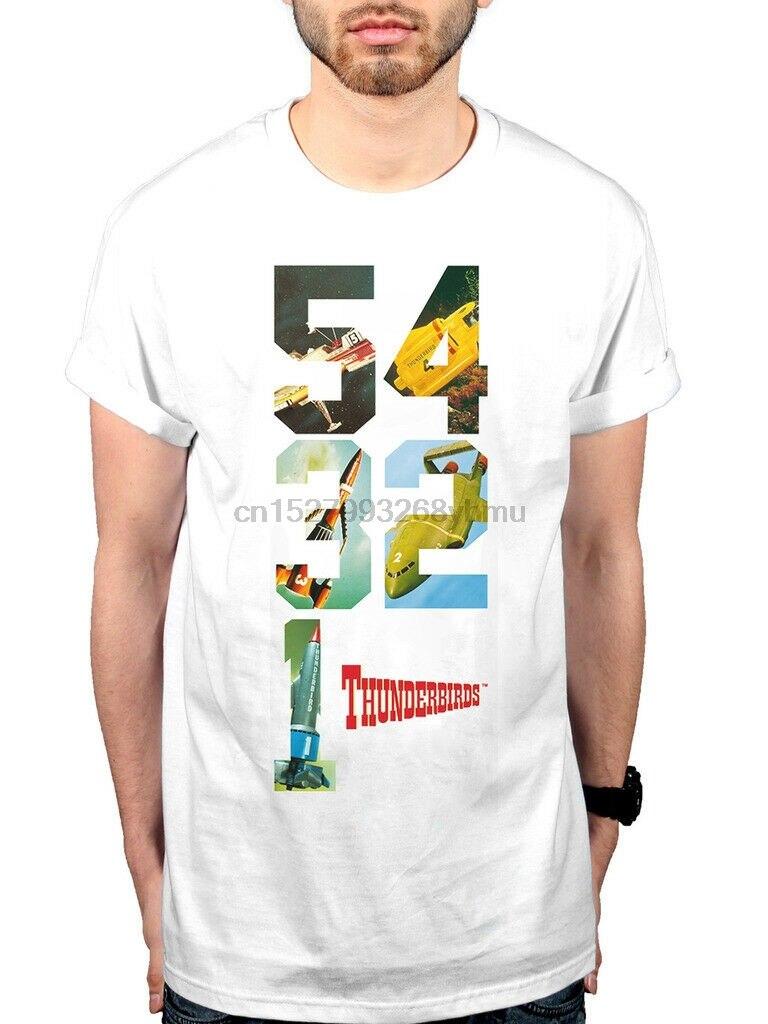 Officiële Thunderbirds 54321 T-shirt Ricochet Atlantic Inferno Security Hazard(2)