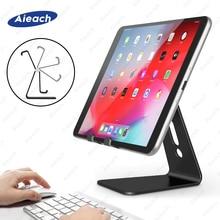 Soporte Universal de escritorio para tableta, accesorio con rotación de Metal, para iPad 7,9, 9,7, 10,5, 11 pulgadas, Samsung, Xiaomi, Huawei