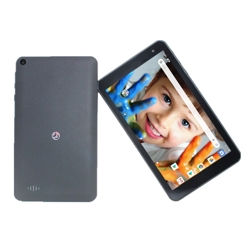 Gift KID Tablet PC New Arrival 7 INCH Android 9.0 RAM 1GB ROM 16GB  C2 DualCamera Bluetooth Wifi Quad-Core A50 1800mAh