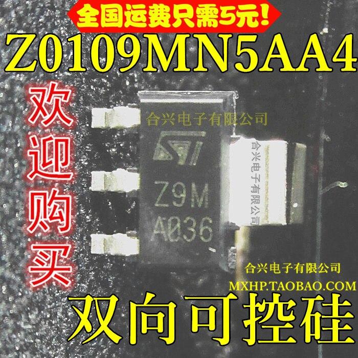 200 pçs/lote Z9M Z0109 Z0109MA Z0109MN5AA4 TO-252 novo original