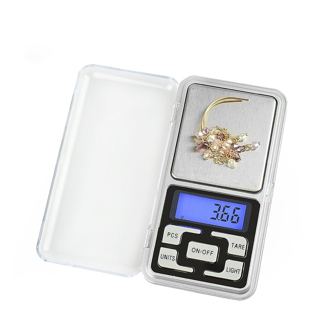Kitchen Electronics Scale Balance Gram 0.01 / 0.1g Accuracy for Gold Precision Mini Pocket Jewelry Weight
